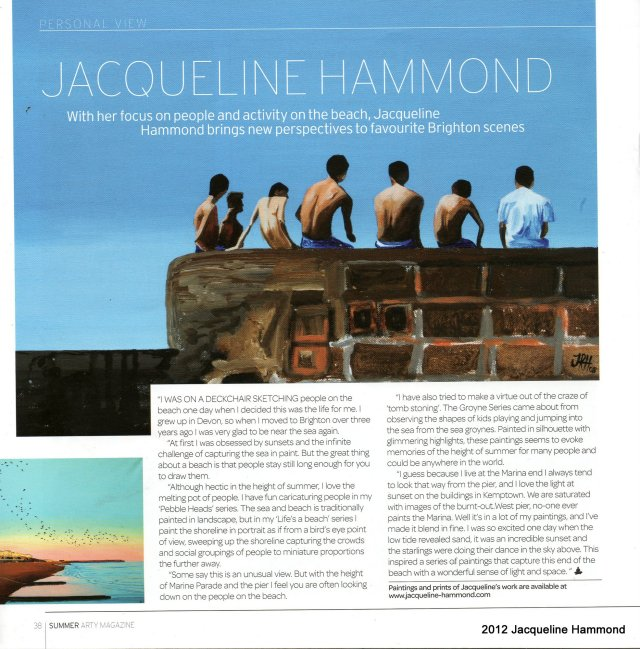 Arty Mag Summer 2009002 copy