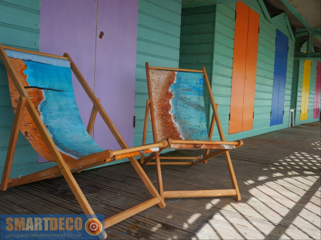who invented the deck chair jacqueline hammond. Black Bedroom Furniture Sets. Home Design Ideas