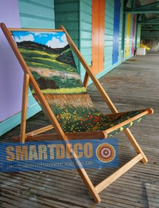 Santa Fe Deckchair - Smart Deco