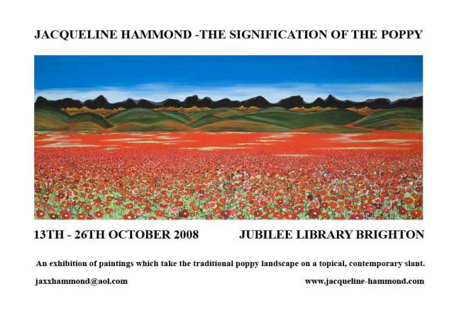 Flyer---Signification-of-the Poppy