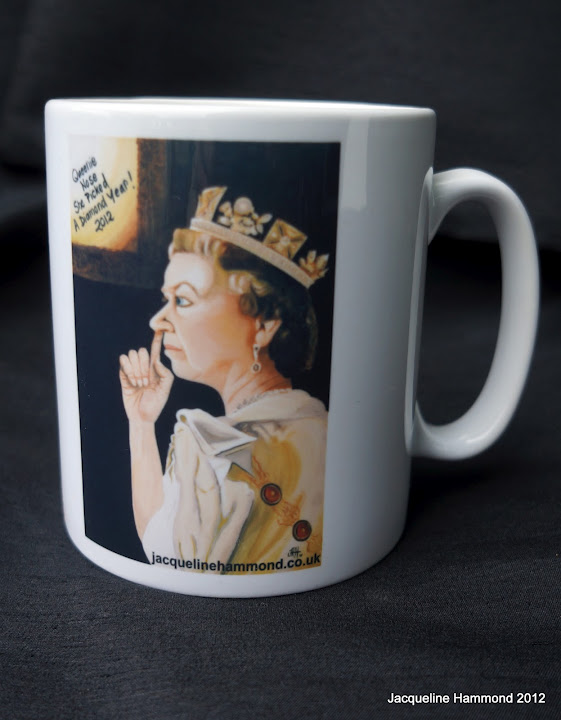 queenie mug white single 2