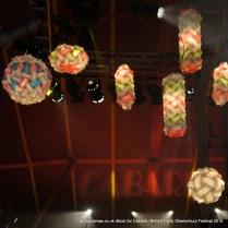Smarty Lamps at Glastonbury Festival T&C 2015